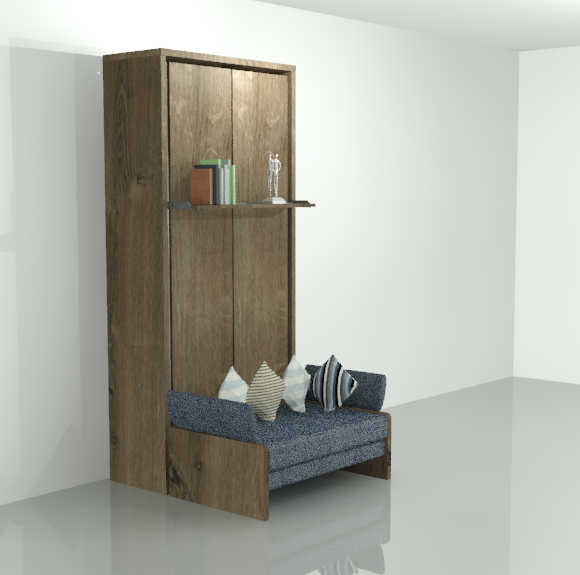 Wall Bed Unit
